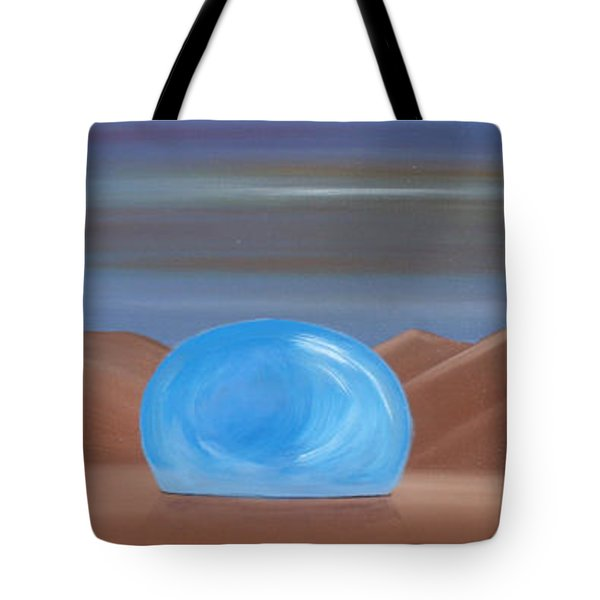 Creation 1 Tote Bag by Tim Mullaney