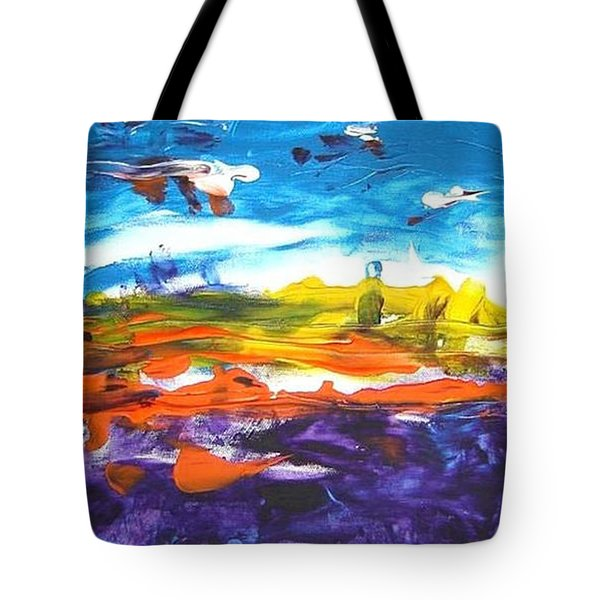 Creation I Tote Bag