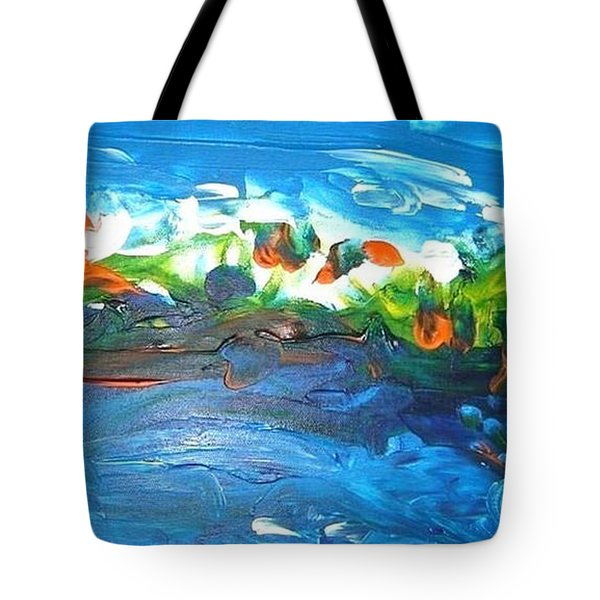 Creation II Tote Bag