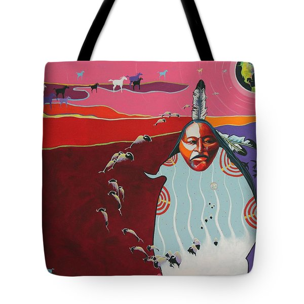 Creation Tote Bag by Joe  Triano