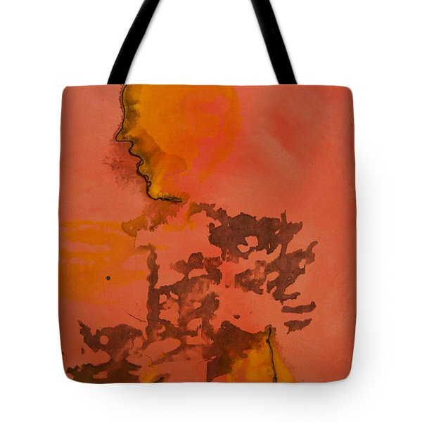 Creation Of The Mortal Angel Tote Bag