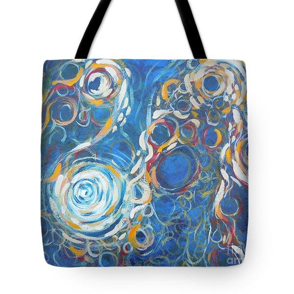 Creation Tote Bag