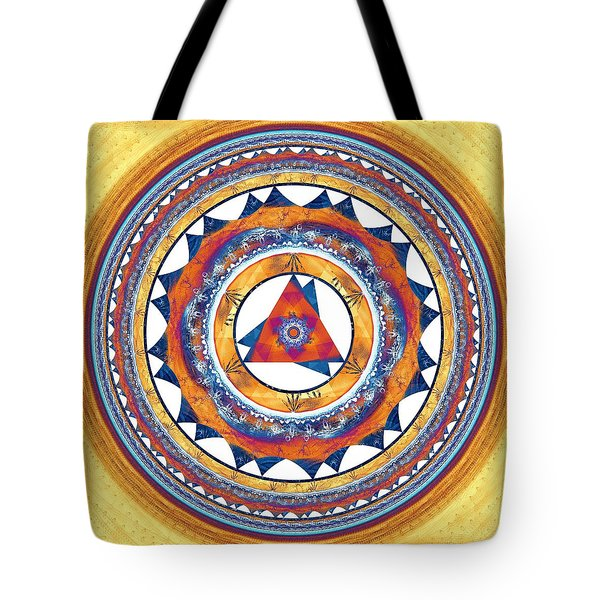 Creative Energy Tote Bag