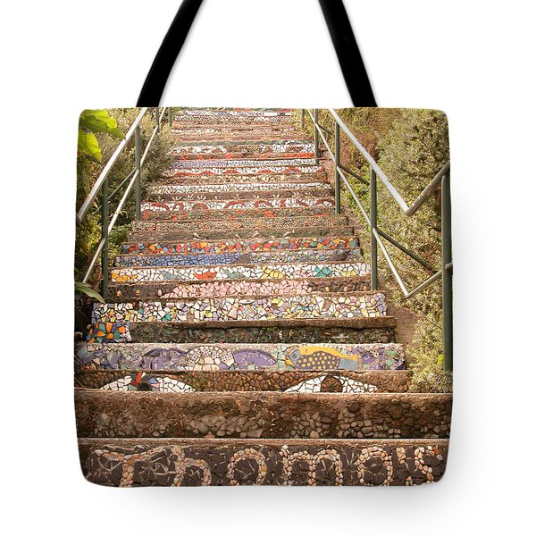 Creative Steps Tote Bag