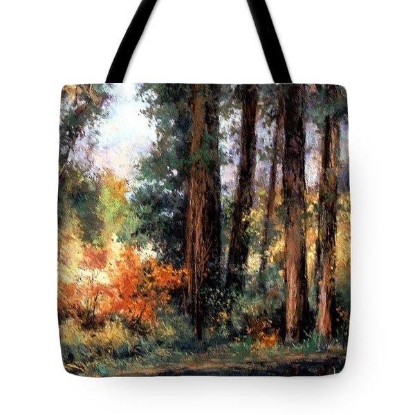 Creekside No 2 Tote Bag