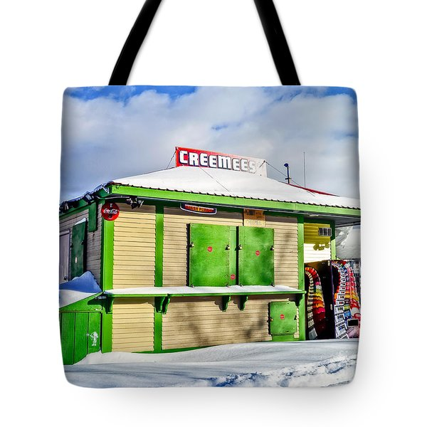Creemees Tote Bag by Edward Fielding