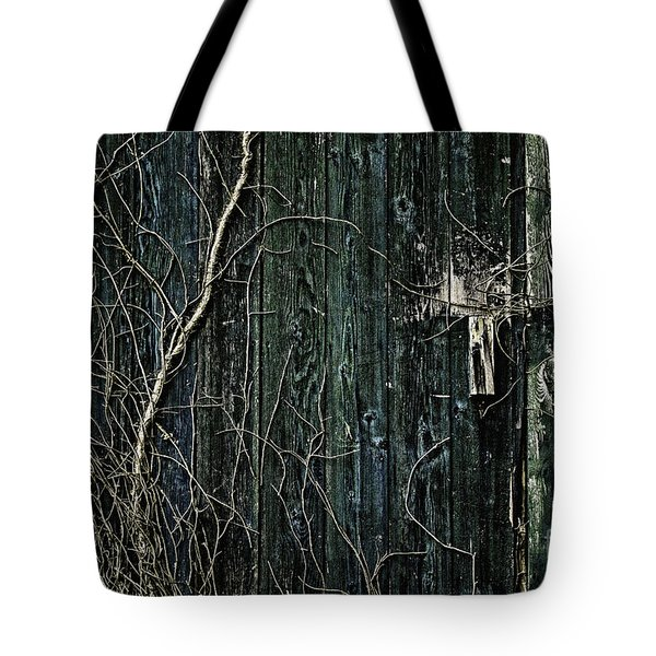 Creeper Tote Bag by Andrew Paranavitana