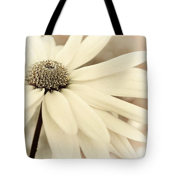 Creme Fraiche Tote Bag by Darlene Kwiatkowski