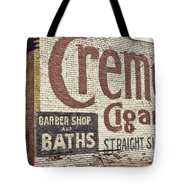 Cremo Cigar Tote Bag