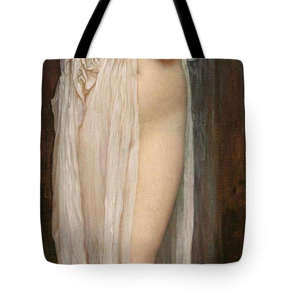 Crenaia The Nymph Of The Dargle Tote Bag