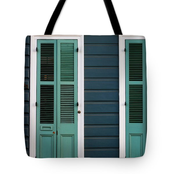 Creole Cottage Tote Bag