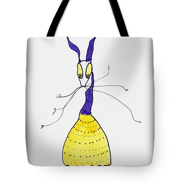 Crinoline Lady Tote Bag by Tis Art