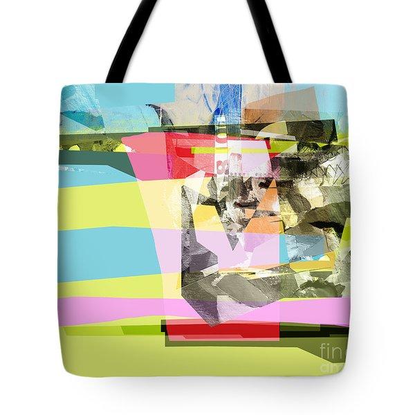 Cristal D'ete Tote Bag