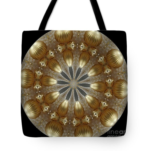 Cristmas Decor Tote Bag by Lena Photo Art