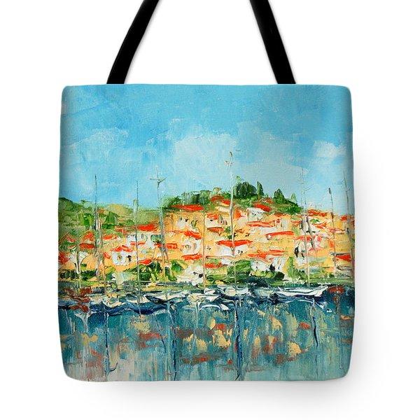 Croatia - Split Tote Bag