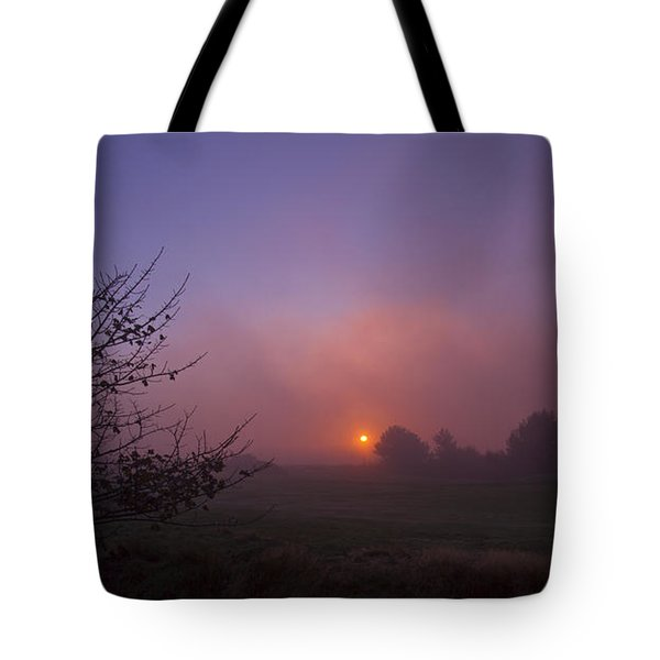 Cromer Sunrise Tote Bag by David French