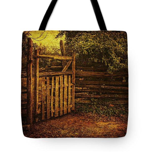 Crooked Charisma Tote Bag