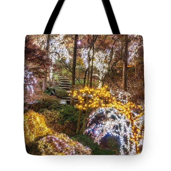 Golden Valley - Crop Tote Bag
