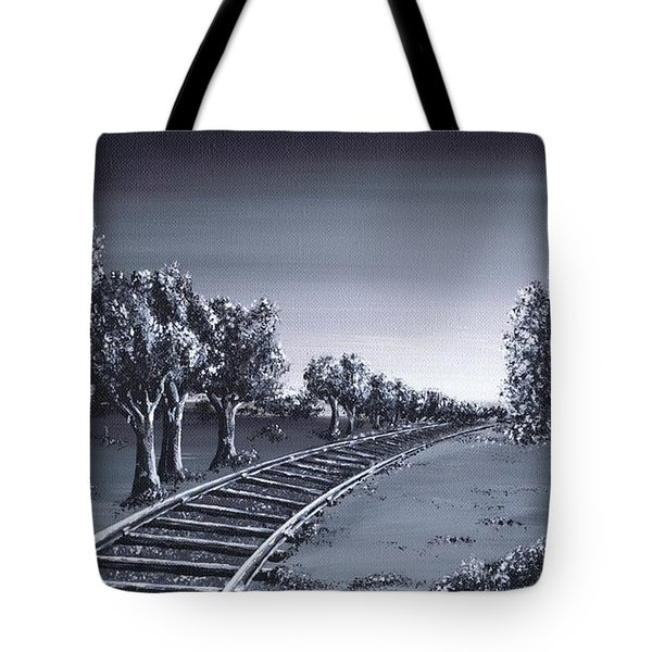 Cross Country Tote Bag by Kenneth Clarke