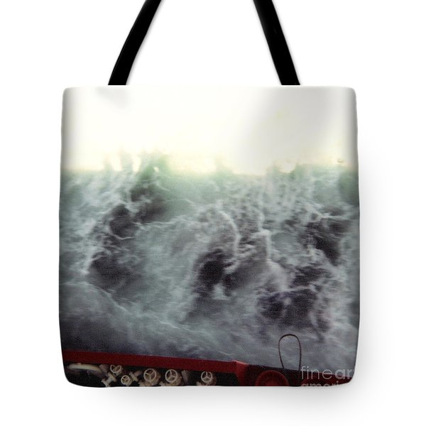 Crossing The Channel I Tote Bag