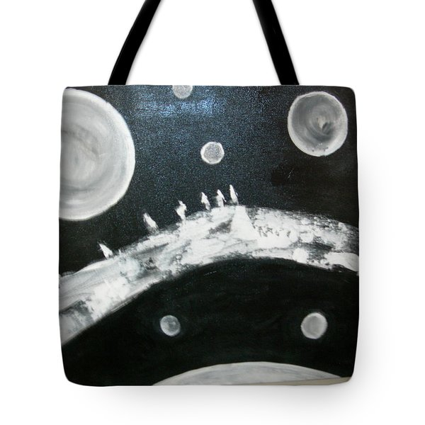Crossing To Forever Tote Bag