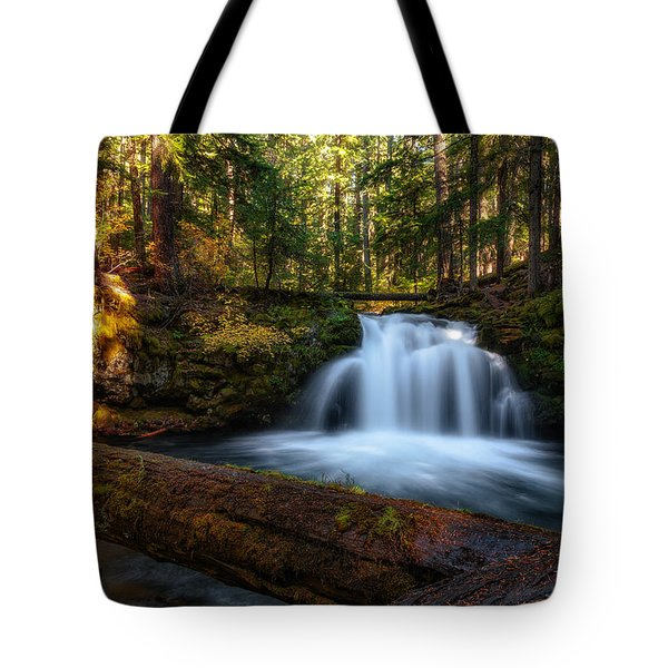 Crossings Tote Bag