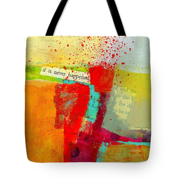 Crossroads 58 Tote Bag by Jane Davies