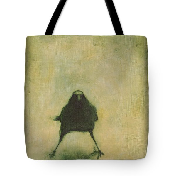 Crow 6 Tote Bag