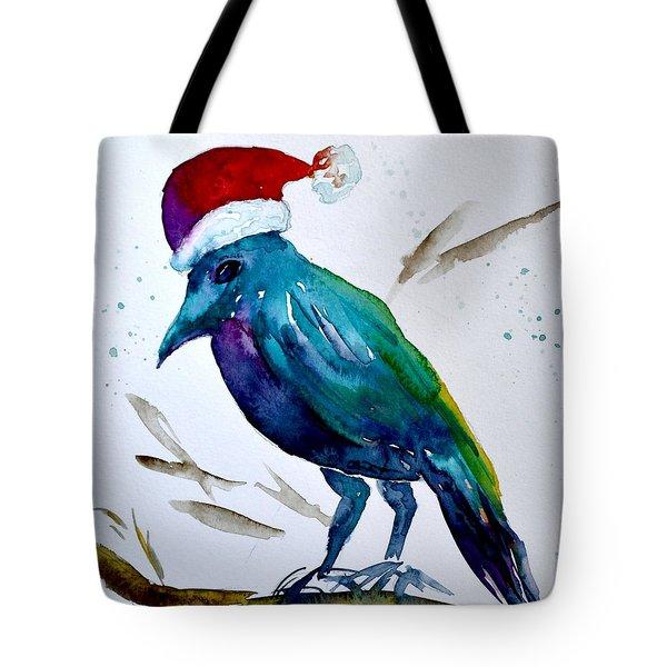 Crow Ho Ho Tote Bag