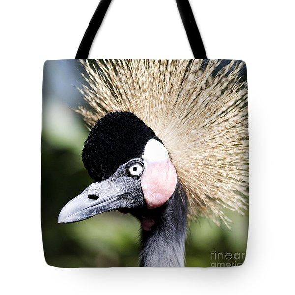 Crowned Heron 2 Tote Bag