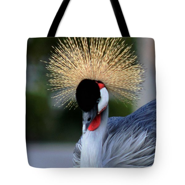 Crowned Tote Bag