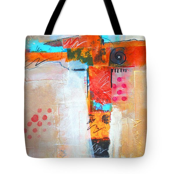 Cruciform 3 Tote Bag