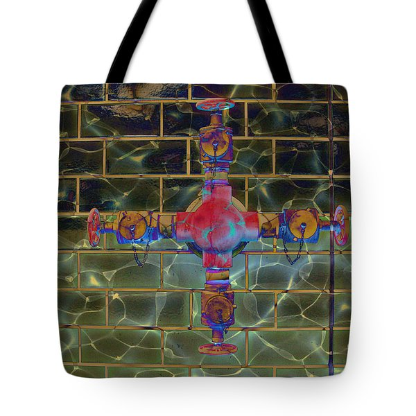 Cruciform The Second Tote Bag