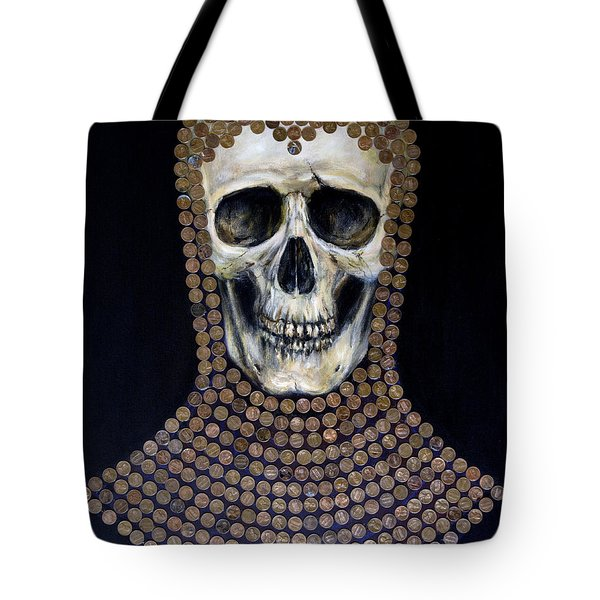 Crusader Tote Bag by Arturas Slapsys