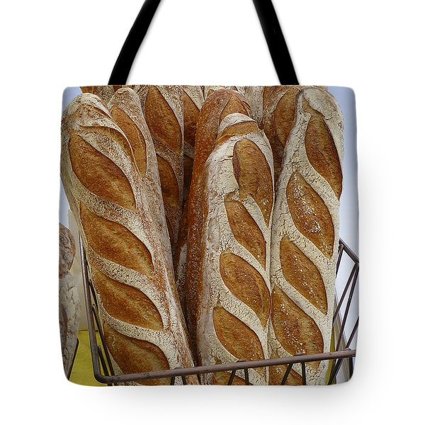 Crusty Bread Tote Bag