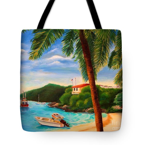 Cruzin' In The Bay Tote Bag
