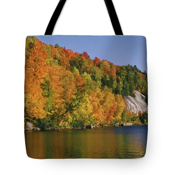 Crystal Lake Tote Bag