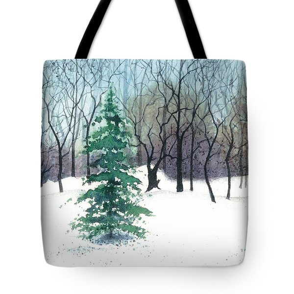 Crystal Morning Tote Bag by Barbara Jewell