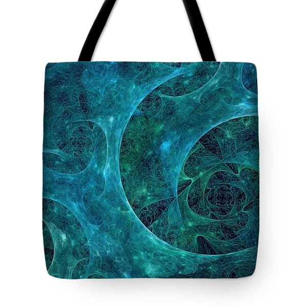 Crystal Nebula-ii Tote Bag