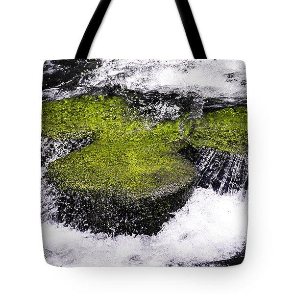 Crystal Water  Tote Bag by Sotiris Filippou