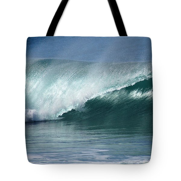 Crystalline Pipeline  Tote Bag by Kevin Smith