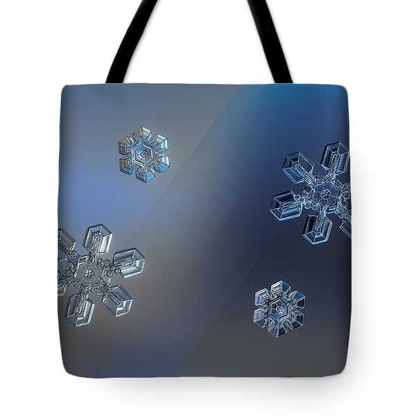 Tote Bag featuring the photograph Crystals Of Day And Night by Alexey Kljatov