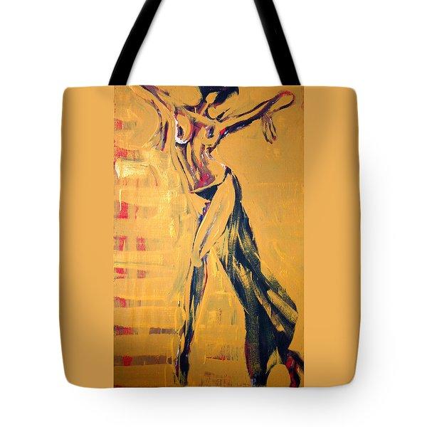 Cuba Rhythm Tote Bag by Jarmo Korhonen aka Jarko