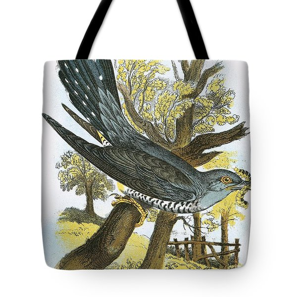 Cuckoo Tote Bag by English School