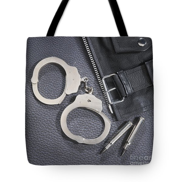 Cuffs Tote Bag by Jerry McElroy