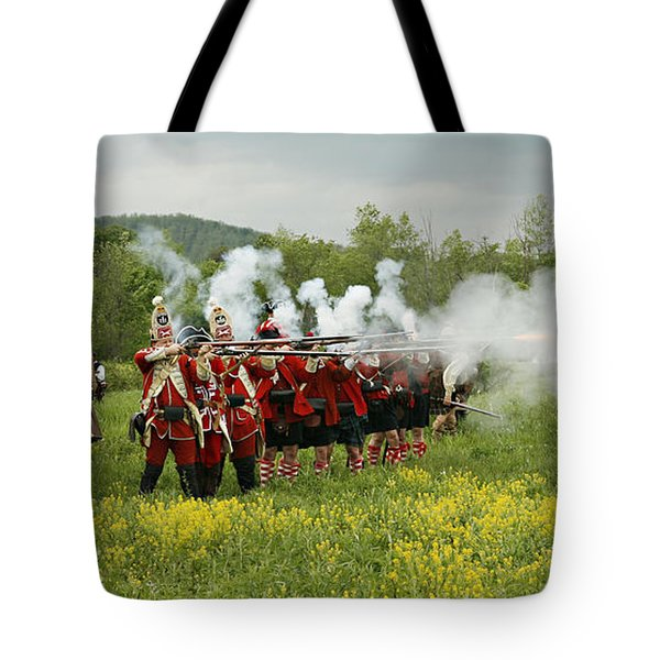 Culloden Loyalists Tote Bag