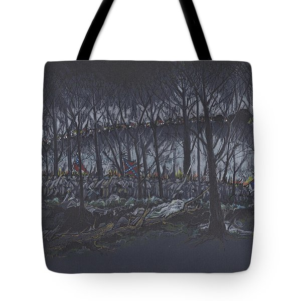 Culp's Hill Assault Tote Bag