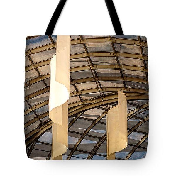 Cultural Sociology Tote Bag by Charles Dobbs