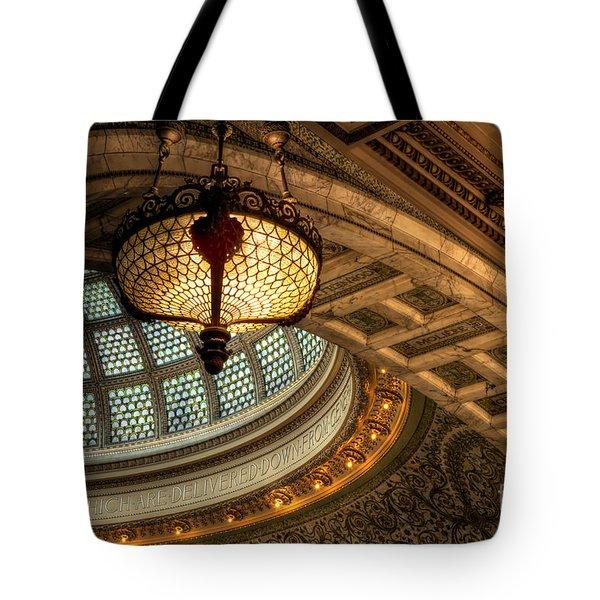 Culture Details Tote Bag
