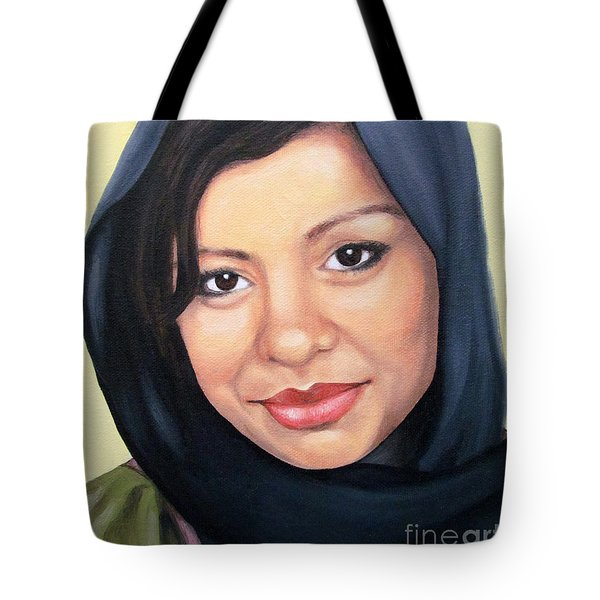 Cultured Beauty Tote Bag